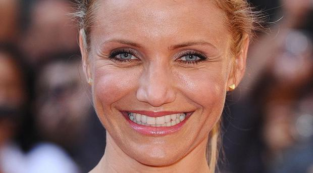 Cameron Diaz stars in new film What To Expect When You're Expecting