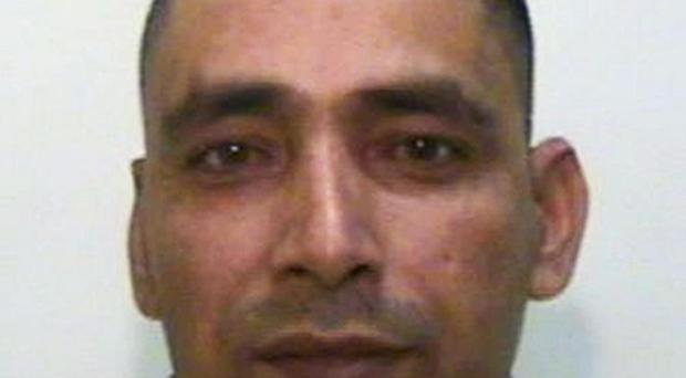 Adil Khan is is already planning to appeal against the conviction after being found guilty of conspiracy and trafficking for sexual exploitation (Greater Manchester Police/PA)