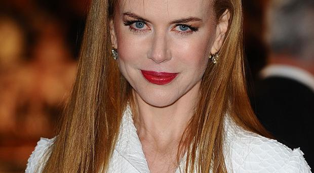 Nicole Kidman is working on The Family Fang