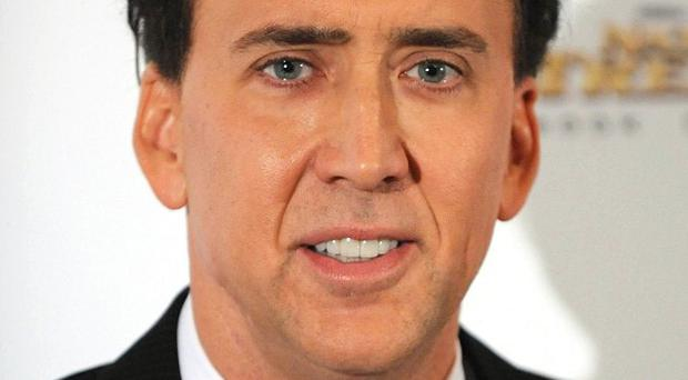 Nicolas Cage will chase some diamonds in Wild Side