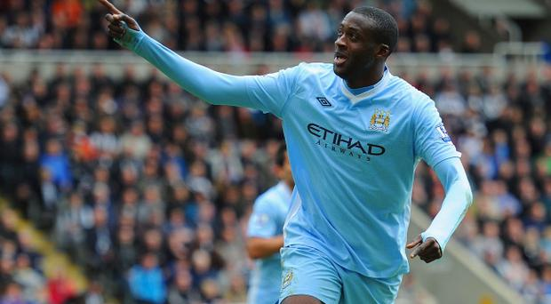 Yaya Touré has admitted he would like to move back to Barcelona