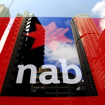 The National Australia Bank said it is restructuring its struggling British operations (AP/Rick Rycroft)