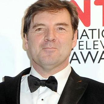 Brendan Coyle has no plans for a move to Hollywood