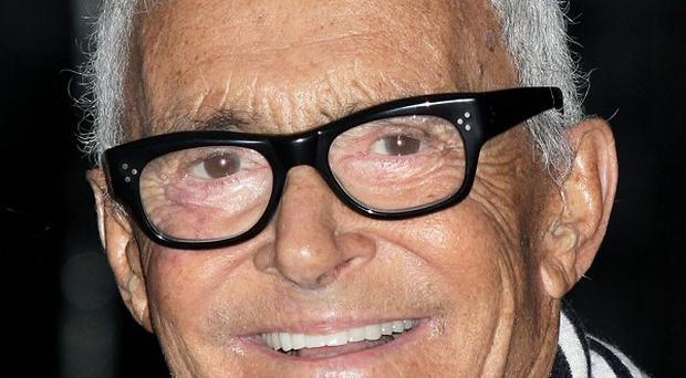 Hairdresser Vidal Sassoon who has died at his home in Los Angeles, police said