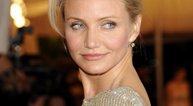 Cameron Diaz will star opposite Brad Pitt in The Counsellor