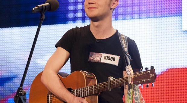Sam Kelly has secured a place in the Britain's Got Talent final