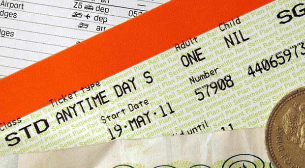 The compensation policy between Network Rail and train operators is to be reviewed