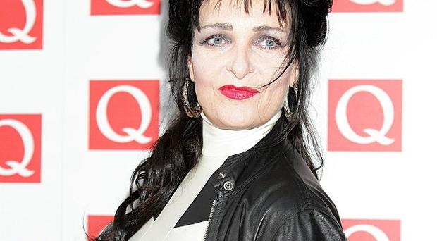 Siouxsie Sioux is taking part in the BBC's celebration of punk
