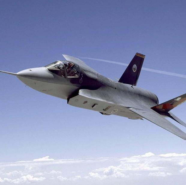 The Government has announced it will acquire Lockheed Martin F-35 Joint Strike Fighters (Lockheed Martin/PA)
