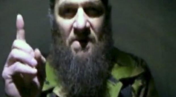Chechen rebel Doku Umarov who the Russians suspect of plotting an attack on the Black Sea resort of Sochi ahead of the 2014 Winter Games. (AP)