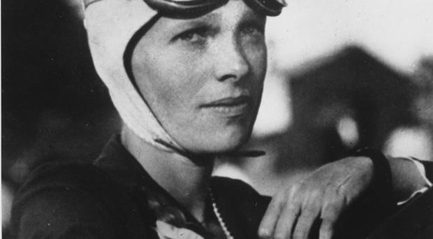 The fate of pioneering US pilot Ameila Earhart is still unknown (AP)