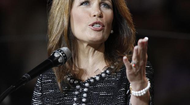 Michele Bachmann wrote to the Swiss consulate asking to withdraw her citizenship (AP/Steve Helber)