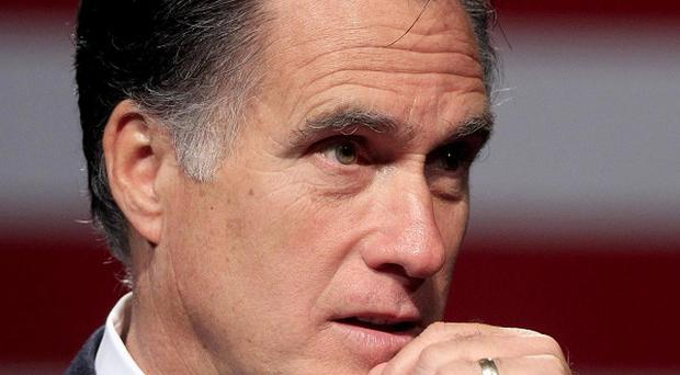 Mitt Romney has a complicated record on gay rights (AP/Carlos Osorio)
