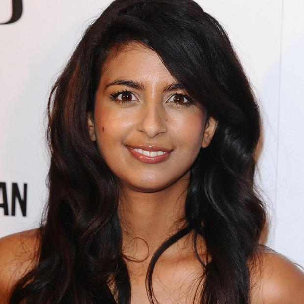 Konnie Huq revealed she loves being a mum to her son Covey