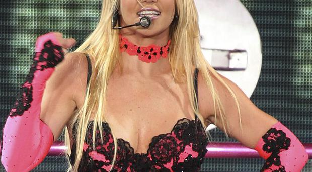 Britney Spears is joining the X-Factor USA judging panel (AP)