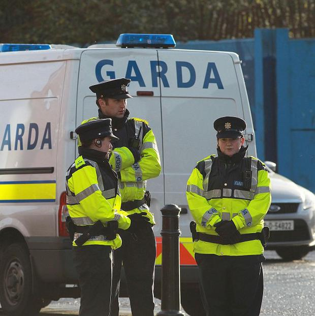 Gardai have arrested a 20-year-old man after his girlfriend was stabbed in Milford
