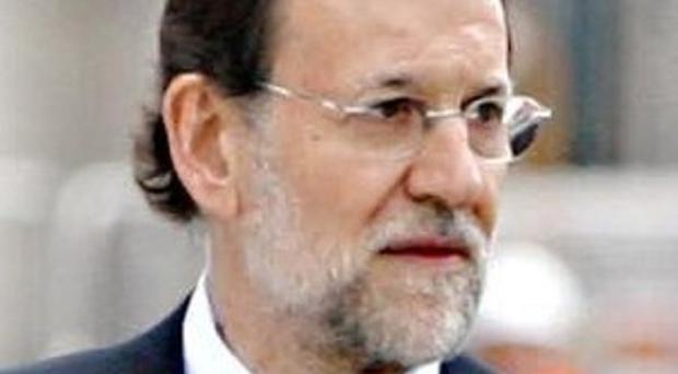 Spanish prime minister Mariano Rajoy is battling to reduce a swollen deficit and 24 per cent unemployment