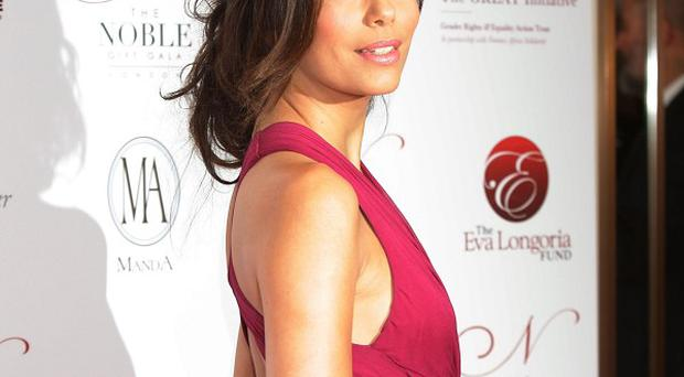 Eva Longoria said she and her Desperate Housewives co-stars get along