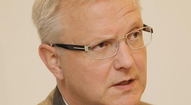 Economic and monetary affairs commissioner Olli Rehn said sound public finances were 'the condition for lasting growth'