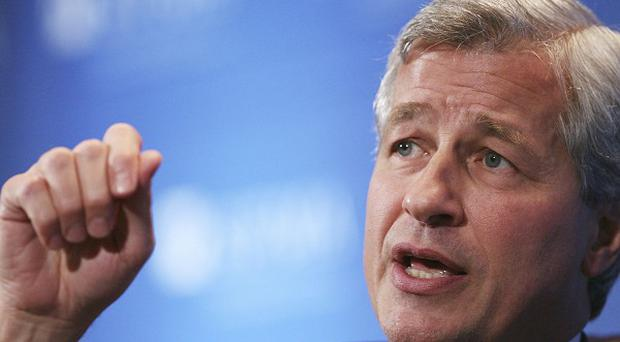 JP Morgan Chase CEO Jamie Dimon has pointed to 'many errors, sloppiness and bad judgment' (AP)