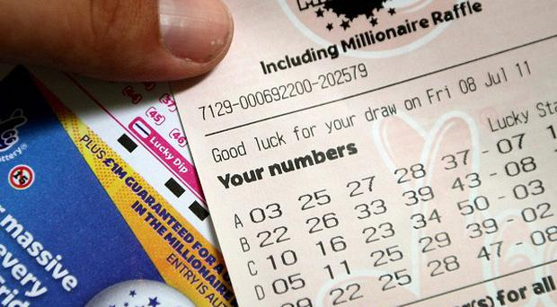 The EuroMillions Millionaire Raffle draw will see 18 UK players join that exclusive club