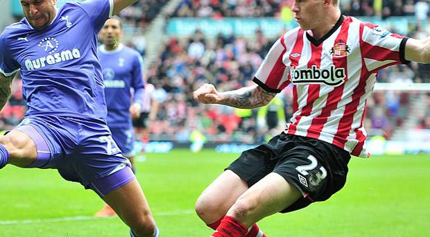 James McClean (right)