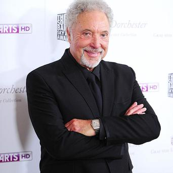 Sir Tom Jones says he has no plans to retire