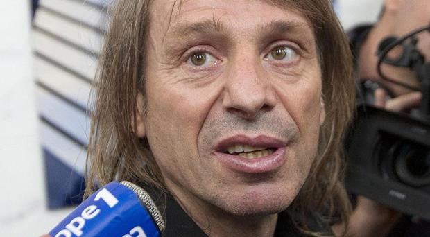 French urban climber Alain Robert is known as 'Spiderman' (AP/Michel Euler)