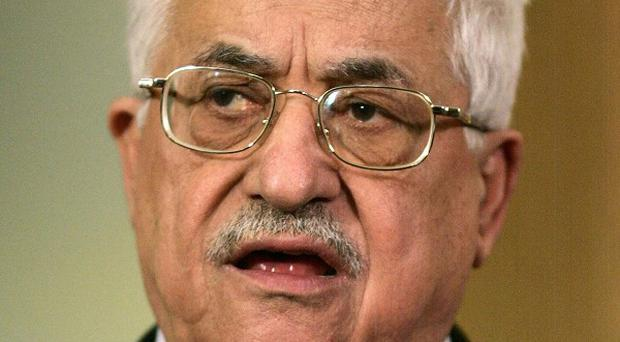 Palestinian chief Mahmoud Abbas is set for talks with an Israeli envoy