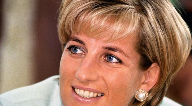 The name and telephone number of Diana, Princess of Wales' former lover Hasnat Khan was found in paperwork during a probe into phone-hacking