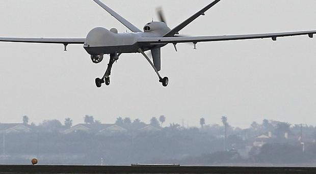 Washington did not comment on whether it was behind the drone attack in Yemen (AP Photo/Eric Gay)