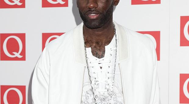 Wretch 32 will be rapping to celebrate the London Olympics