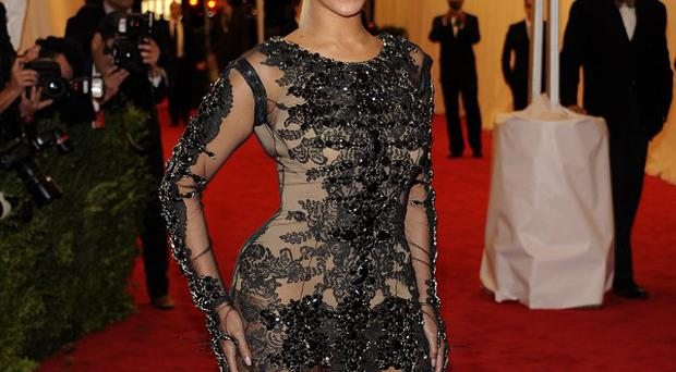 Beyonce wowed at the Metropolitan Museum of Art Costume Institute gala
