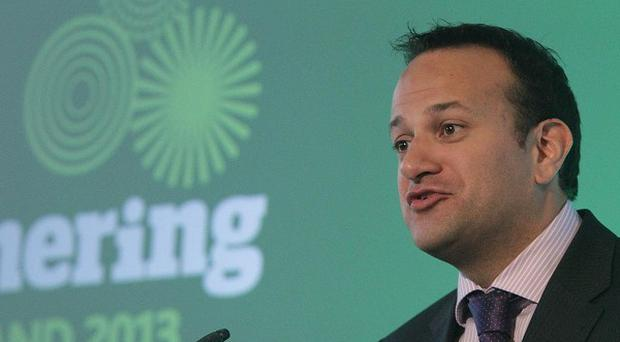 Leo Varadkar invited the world to Ireland next year during the launch of The Gathering Ireland 2013 at Dublin Castle