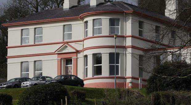 Seven residents at the Nazareth House care home in Fahan died after contracting influenza