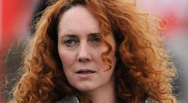 File photo dated 18/03/10 of former Sun and News of the World editor Rebekah Brooks