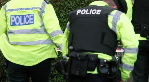 Police have arrested four people over alleged dissident republican activity in Northern Ireland
