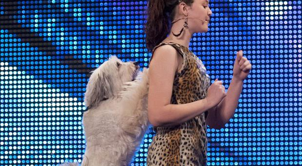Ashleigh Butler said that Pudsey is enjoying his new-found fame