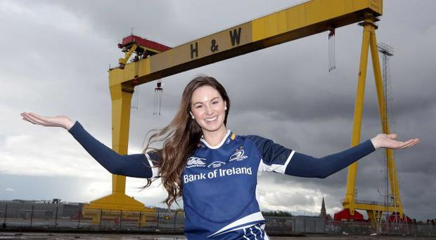Enemy territory: Laura Butler arrives in Belfast