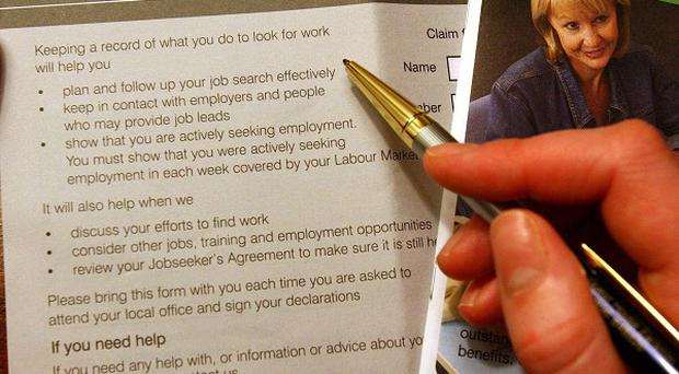 More men are becoming 'trapped' in part-time jobs, the TUC claims