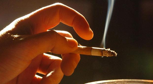 Falling smoking rates is one of the reasons behind the number of people in their 50s dying prematurely from cancer in the UK falling