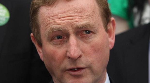 Taoiseach Enda Kenny is adamant that the EU treaty referendum will go ahead as planned