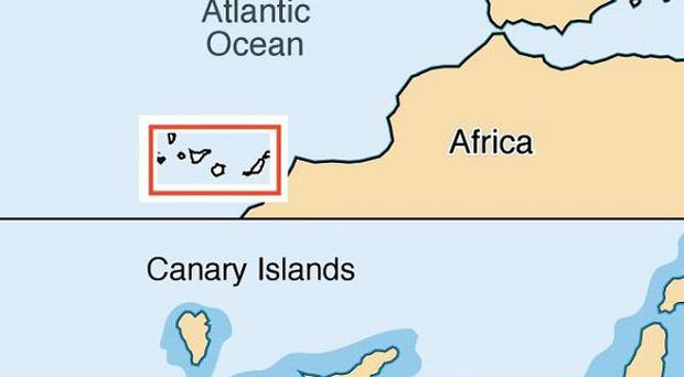 Two Britons have died in separate incidents in Spain's Canary Islands
