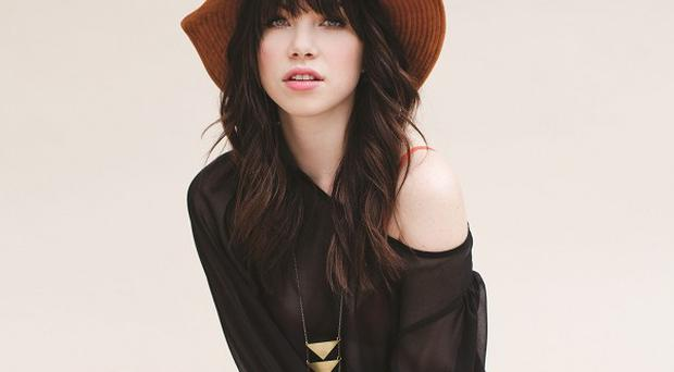 Carly Rae Jepsen is top of the streaming chart