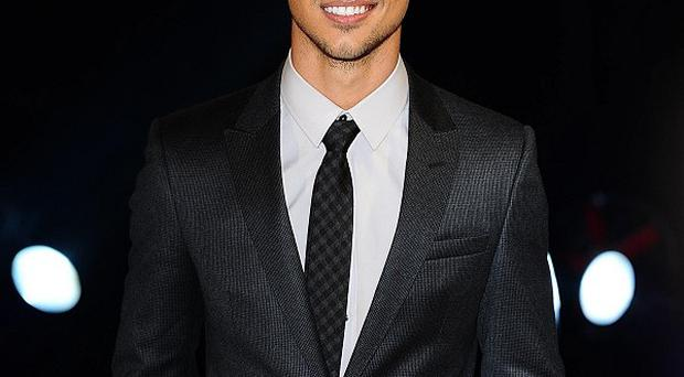 Taylor Lautner is in the frame for a role in action film Tracers