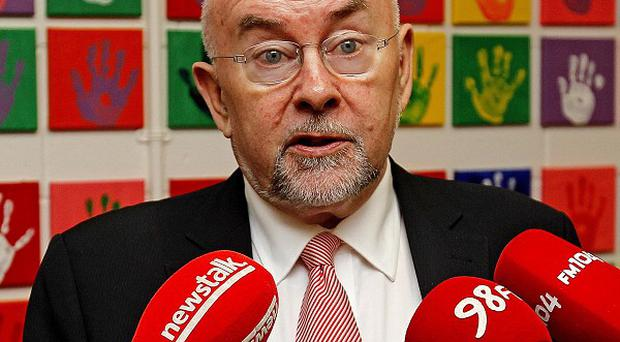 Ruairi Quinn has given the green light to a facilities upgrade at St Patrick's Teacher Education College in Drumcondra