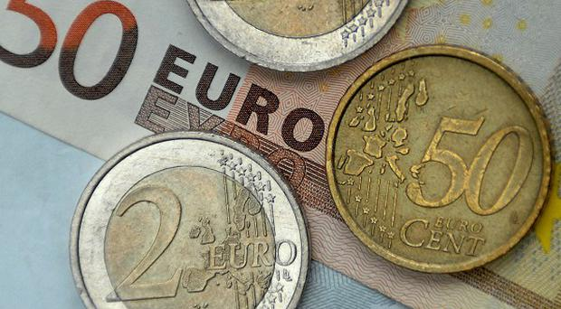 German export power kept the Eurozone from recession