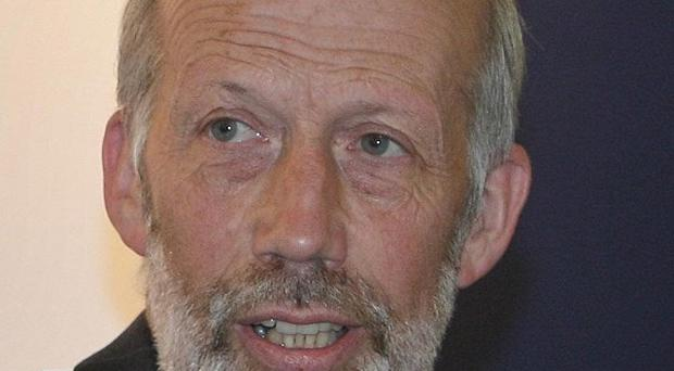First Minister Peter Robinson accused David Ford of playing politics over the issue of sectarianism