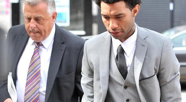 Jermaine Pennant (right)