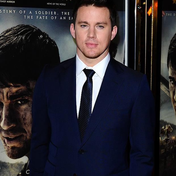 Channing Tatum could play a secret service agent in White House Down